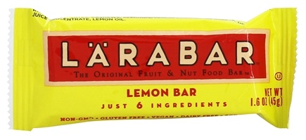 Larabar - Original Fruit & Nut Bar Lemon - 1.8 oz.