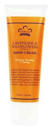 Zoom View - Hand Cream Lavender & Wildflowers