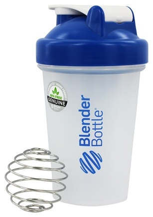 DROPPED: Blender Bottle - Classic Blue - 20 oz. By Sundesa