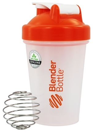 DROPPED: Blender Bottle - Classic Orange - 20 oz. By Sundesa