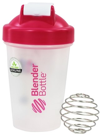DROPPED: Blender Bottle - Classic Pink - 20 oz. By Sundesa