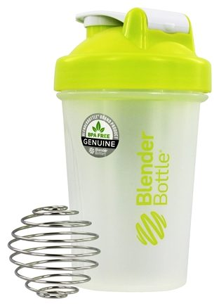DROPPED: Blender Bottle - Classic Green - 20 oz. By Sundesa