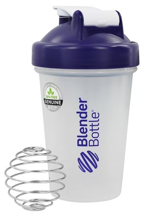 DROPPED: Blender Bottle - Classic Purple - 20 oz. By Sundesa