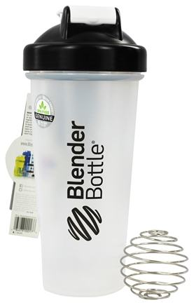 Zoom View - Blender Bottle Black