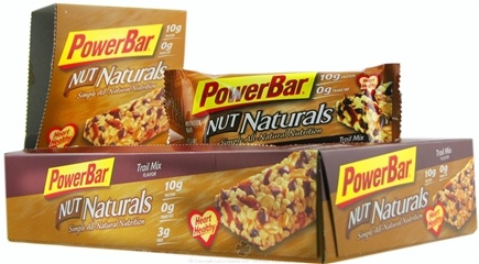 DROPPED: Powerbar - Nut Naturals Bar Trail Mix - 1.58 oz.