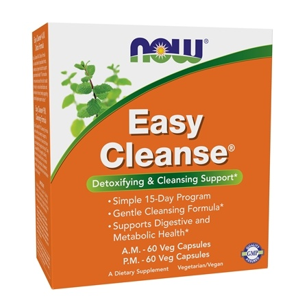 Zoom View - Easy Cleanse Detoxifying & Cleansing Support Kit
