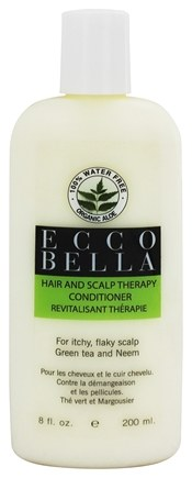 DROPPED: Ecco Bella - Holistic Remedies Hair and Scalp Therapy Conditioner Green Tea and Neem - 8.5 oz.
