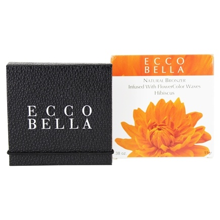 DROPPED: Ecco Bella - FlowerColor Bronzing Powder Hibiscus - 0.38 oz.