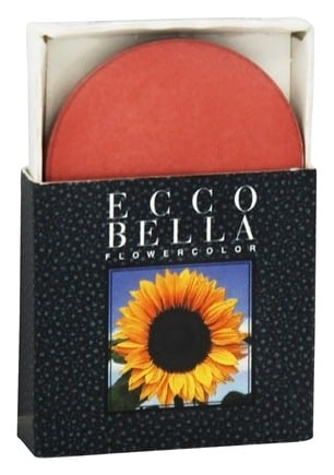 Ecco Bella - FlowerColor Blush Coral Rose - 0.12 oz.