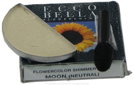 DROPPED: Ecco Bella - FlowerColor Shimmer Dust Neutral Moon - 0.05 oz. CLEARANCE PRICED