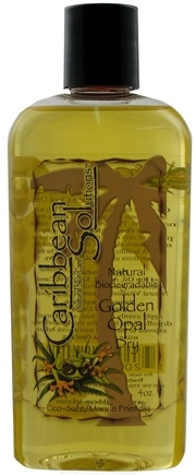 Zoom View - Golden Opal Dry Tanning Oil