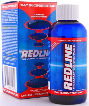 DROPPED: VPX - Redline Fat Incinerator Concentrate - 4 oz. CLEARANCE PRICED