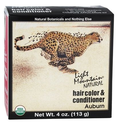 Zoom View - Hair Color & Conditioner Kit