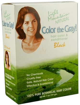 Zoom View - Color The Gray Hair Color & Conditioner Kit