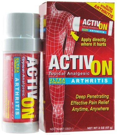 DROPPED: Miralus Healthcare - Ultra Strength Arthritis - 2 oz.