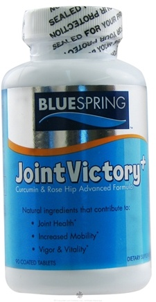 DROPPED: Blue Spring International - JointVictory+ - 90 Tablets CLEARANCE PRICED