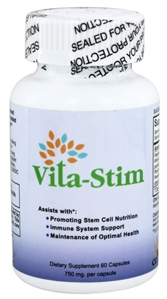 DROPPED: Emergent Health - Vita-Stim Stem Cell Nutrition 750 mg. - 60 Capsules