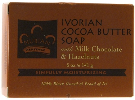 Zoom View - Bar Soap Ivorian Cocoa Butter