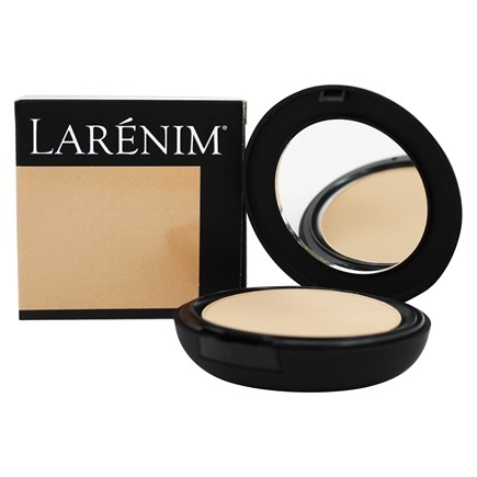 Larenim Mineral Make Up - Mineral Airbrush Pressed Foundation 3WM - 0.3 oz.