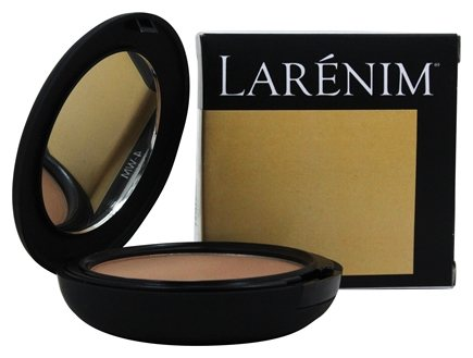 Larenim Mineral Make Up - Mineral Airbrush Pressed Foundation 4-WM - 0.3 oz.
