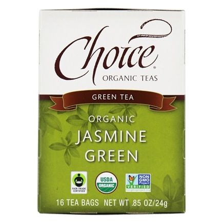 Zoom View - Jasmine Green Tea