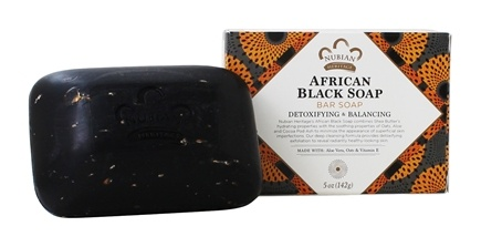 Zoom View - Bar Soap African Black