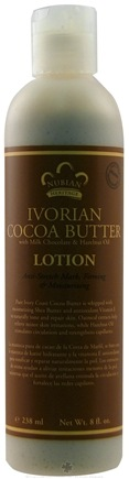 DROPPED: Nubian Heritage - Lotion Ivorian Cocoa Butter - 8 oz.