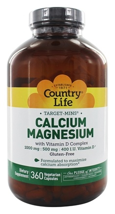 Zoom View - Target-Mins Calcium-Magnesium with Vitamin D Complex