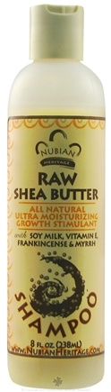 Zoom View - Shampoo Raw Shea Butter