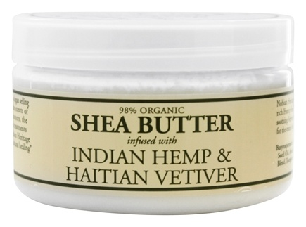 Zoom View - Shea Butter Infused With Indian Hemp & Haitian Vetiver