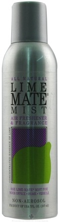 DROPPED: Orange Mate - Lime Mate Mist Air Freshener and Fragrance - 7 oz.