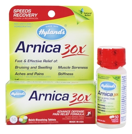 DROPPED: Hylands - Hyland's Arnica 30 X - 50 Tablets