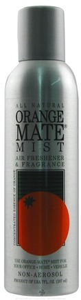 Zoom View - Orange Mate Mist Air Freshener and Fragrance
