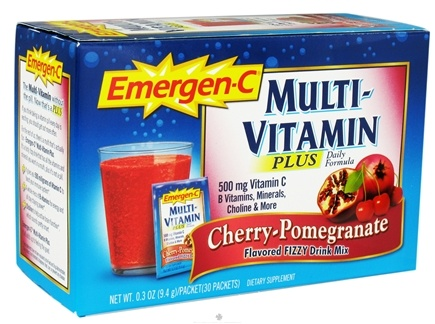 Zoom View - Emergen-C Multi-Vitamin Plus