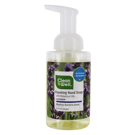Zoom View - Natural Antibacterial Foaming Hand Wash