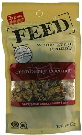Zoom View - Whole Grain Granola