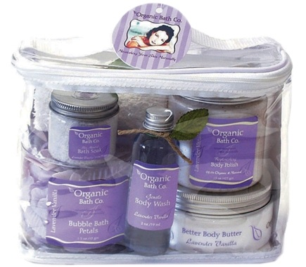 Zoom View - Instant Spa Gift Set Lavender Vanilla CLEARANCE PRICED