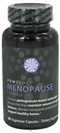 DROPPED: Pomology - Menopause Formula - 60 Vegetarian Capsules CLEARANCE PRICED