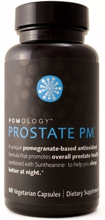 DROPPED: Pomology - Prostate PM - 60 Vegetarian Capsules