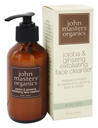 Zoom View - Face Cleanser Exfoliating Jojoba and Ginseng
