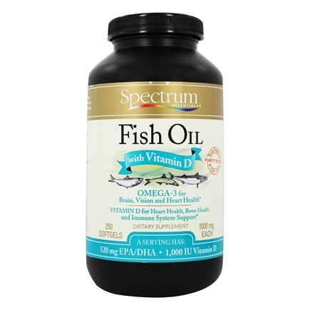 Zoom View - Fish Oil with Vitamin D