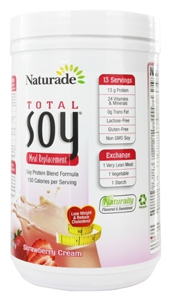 Zoom View - Total Soy Meal Replacement
