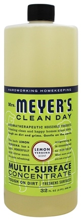 Mrs. Meyer's - Clean Day Multi-Surface Concentrate Lemon Verbena - 32 oz.