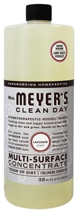 Mrs. Meyer's - Clean Day Multi-Surface Concentrate Lavender - 32 fl. oz.