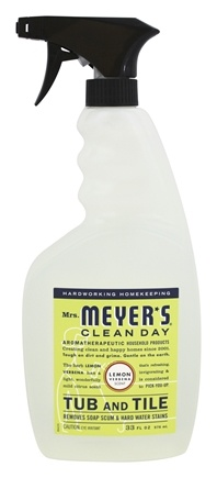 Zoom View - Clean Day Shower Cleaner Lemon Verbena