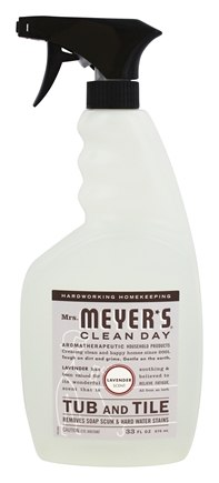 Mrs. Meyer's - Clean Day Tub and Tile Lavender - 33 oz.