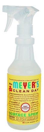 DROPPED: Mrs. Meyer's - Clean Day Surface Spray Baby Blossom - 16 oz.