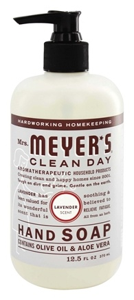 Mrs. Meyer's - Clean Day Liquid Hand Soap Lavender - 12.5 oz.