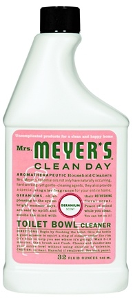 DROPPED: Mrs. Meyer's - Clean Day Toilet Bowl Cleaner Geranium - 32 oz.