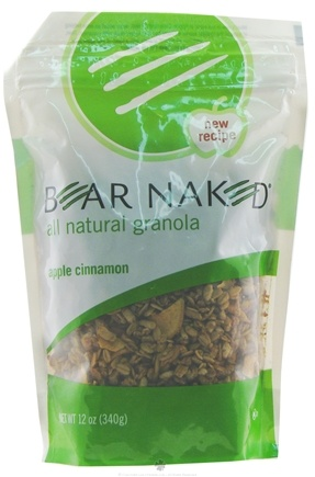 Zoom View - All Natural Granola